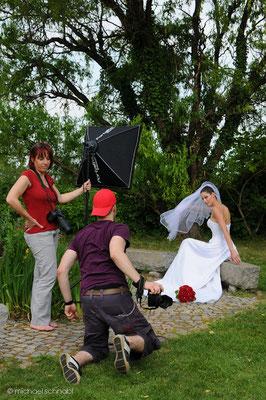 Hochzeits-Fotoworkshop in Graz