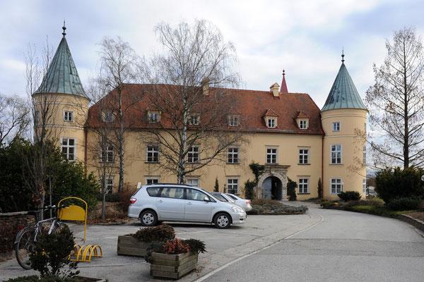 Unser Seminarort das Schloss St. Martin in Graz