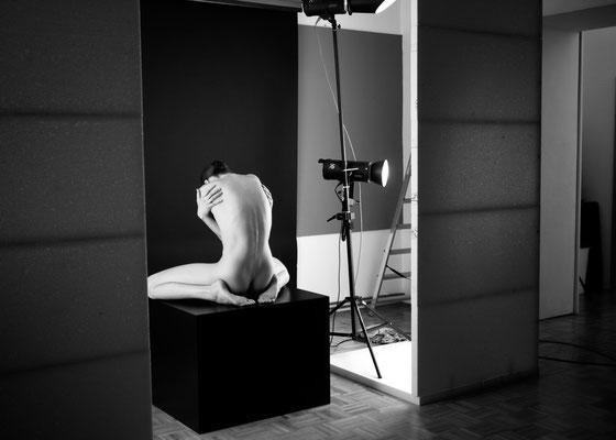 Fine Art Nude Workshop Graz - Photo: Michael Schnabl