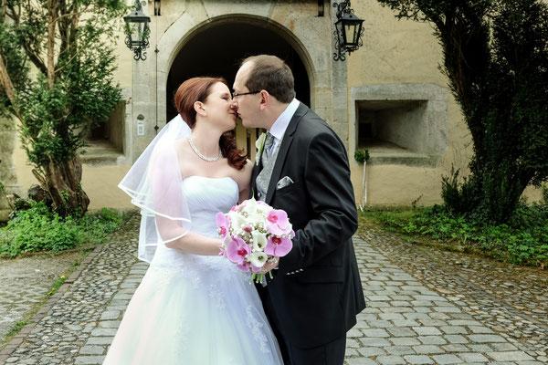 Hochzeitsfotografie mit der Fuji X-T1