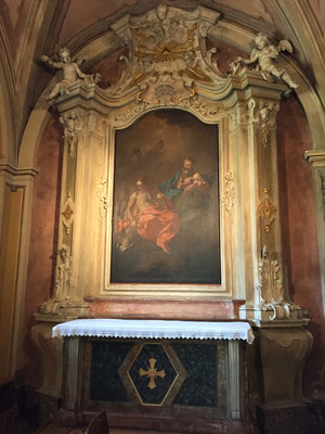 Altare della Trinità