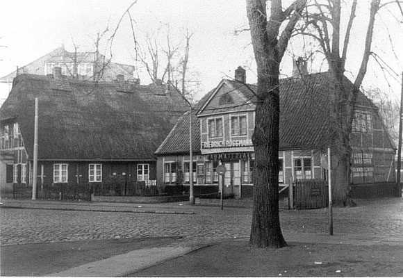 Eppendorfer Marktplatz Fa. Roggmann