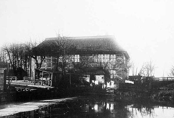 Wassermühle am Mühlenteich