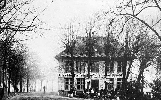 Gasthof Zur Mühle am Mühlenteich