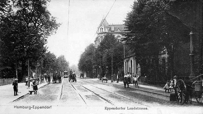 Eppendorfer Landstraße Ecke Goernestraße