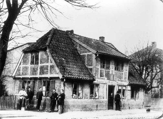 Eppendorfer Landstraße Tapeten-Rouleaux-Handlung