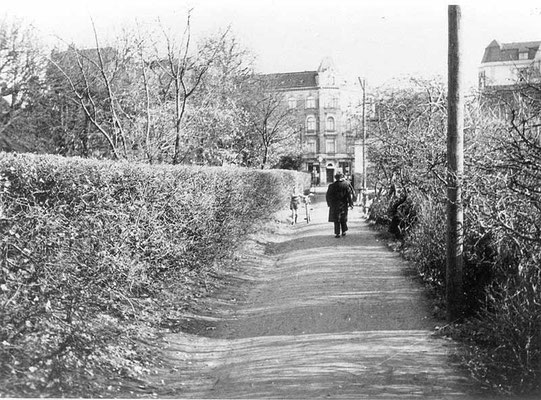 Katzenstieg ( Robert-Koch-Straße )