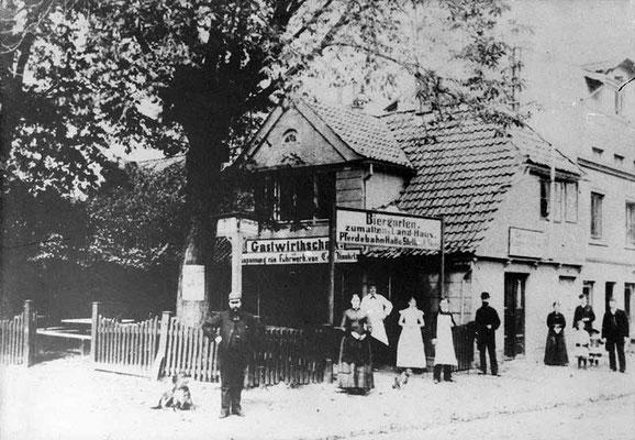 Eppendorfer Brauhaus Martinistraße / Kleine Eppendorfer Landstraße