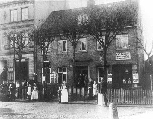 Eppendorfer Landstraße 119 Polizeiwache bis 1894
