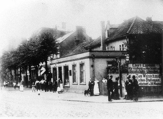 Eppendorfer Landstraße Ecke Lokstedter Weg