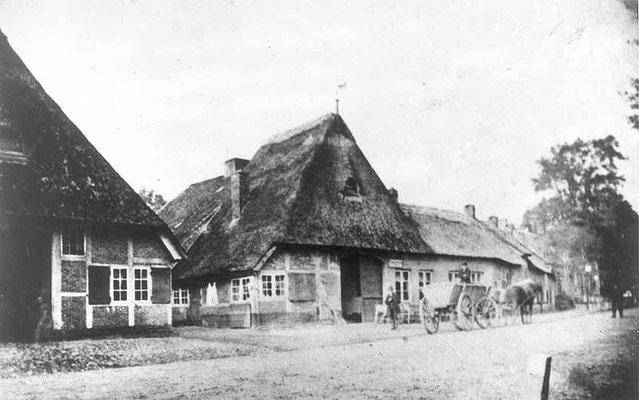 Eppendorfer Landstraße Gastwirt Gosch / später Tomfort