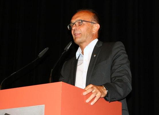 Grußwort - Landarat Dr. Fritz Brechtel