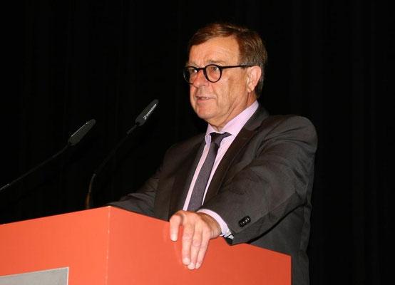 Grußwort - Bürgermeister Harald Seiter