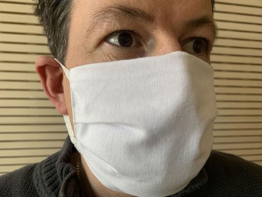Trigema Mundschutzmaske