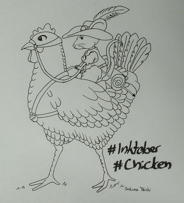 Chicken | Warum nicht drauf reiten?