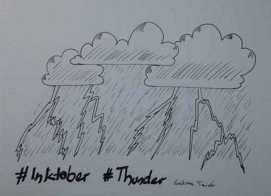 Thunder | Mag ich nciht sonderlich wenn ich alleine bin.