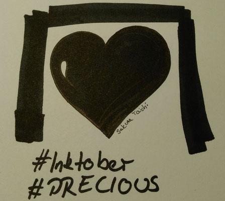 Precious | Das Herz ist wohl das eines der kostbarsten Dinge, die wir haben.