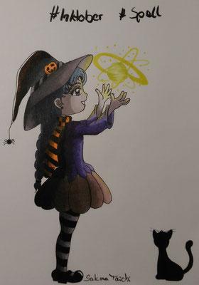 Spell | Eine kleine Hexe