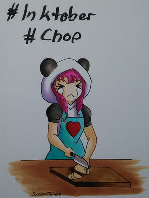 Chop | Ich beim Zwiebeln schneiden q.q