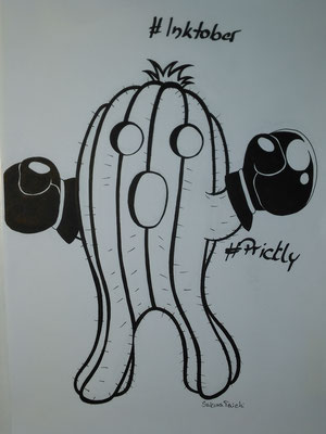 Prickly | Togemon ist schön stachelig