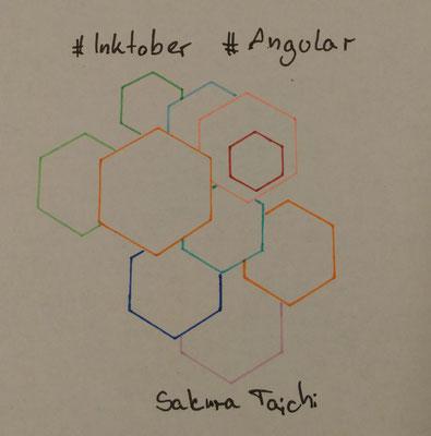 Angular | Einfache sechsecke