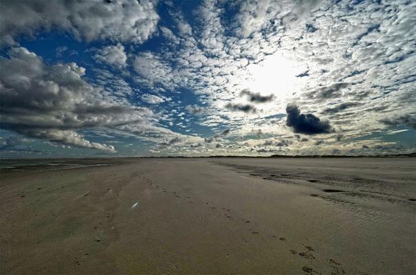 Norderney, die unendliche Weite