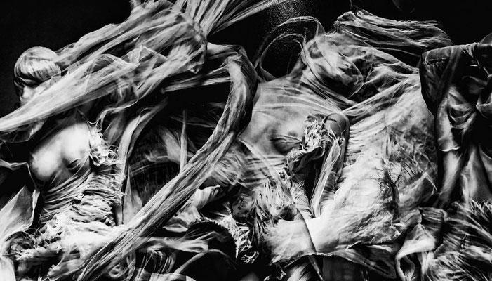 Impression aus der JP Gaultier Ausstellung/München