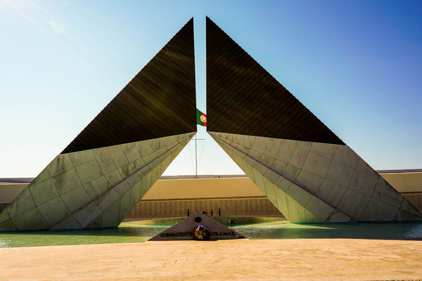 Lissabon/Grabmahl des unbekannten Soldaten