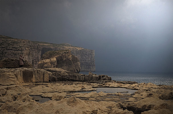 Gozo Westküste