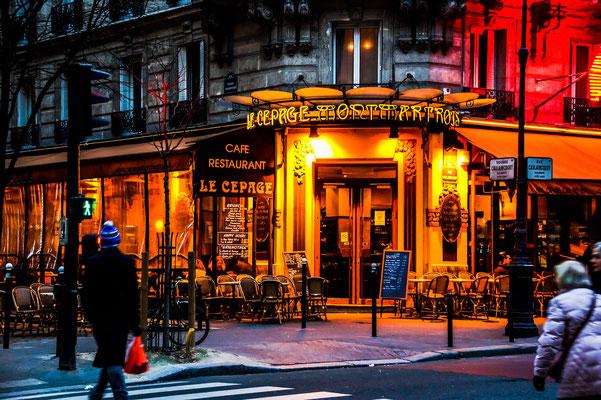 Montmartre/Paris