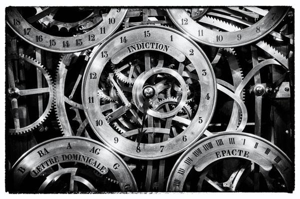 Uhrwerk aus dem Straßburger Münster