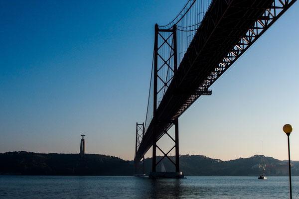Brücke des 25.April über den Tejo