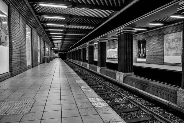 U-Bahnhof Berlin-Spandau/Zitadelle