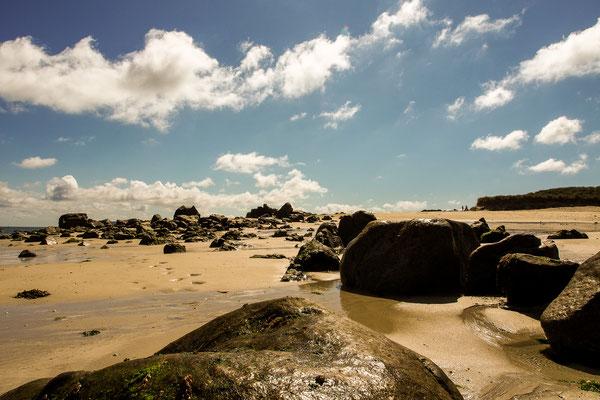 Strand auf Herm Island