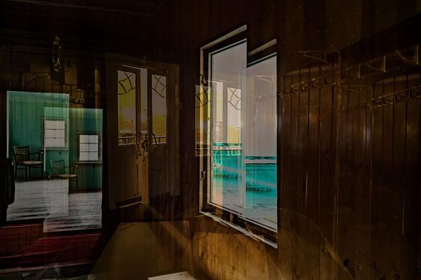 Lost Place Hotel Waldlust