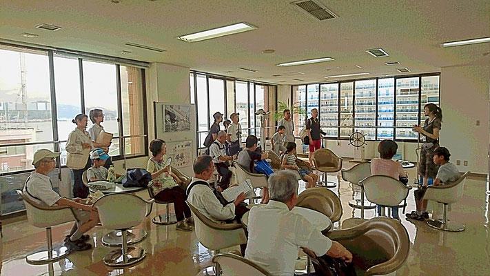県民の日見学会