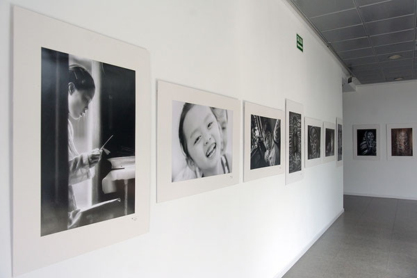 Joaquin Roncal, Joe Recam , Retratos de Asia, Zaragoza