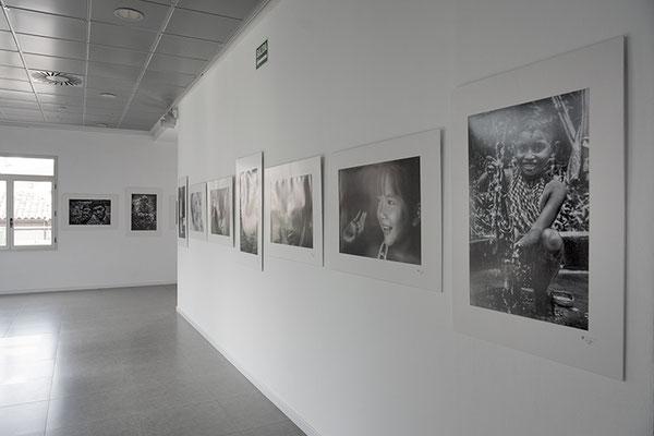 Joaquin Roncal, Joe Recam , Asian Portraits, Retratos de Asia, Zaragoza, Exhibición de fotos