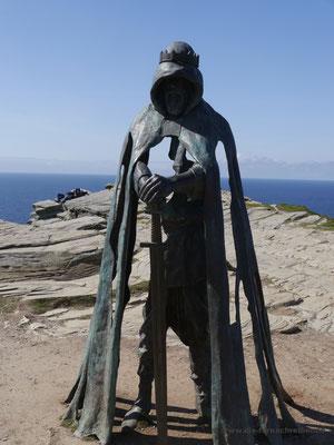 King Arthur - auch nach ganz oben hat es ihn verschlagen...
