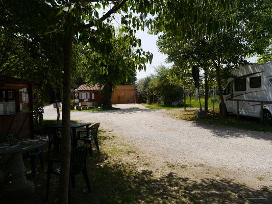 """""""Agricamping Corte Finiletto"""", 7 km vor Verona"""