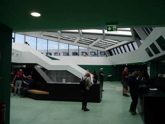 Im Besucherzentrum
