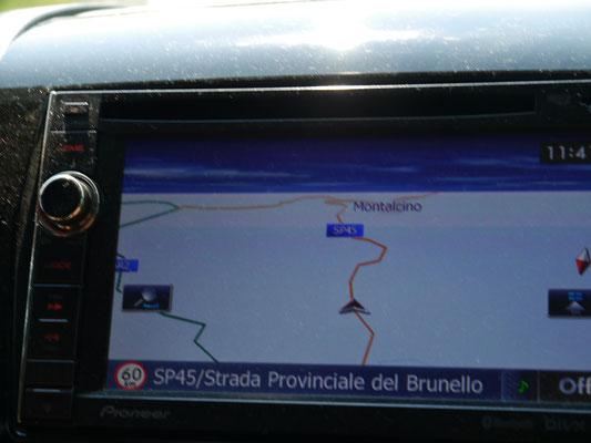 Strada Provinciale del Brunello