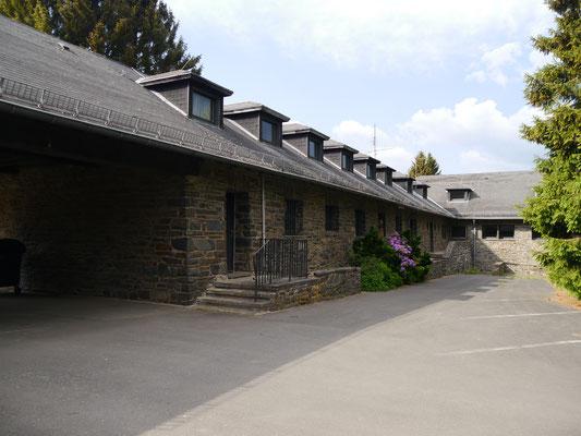 Unterkunftsgebäude