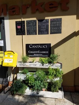 Wein und Kräuter = Italien
