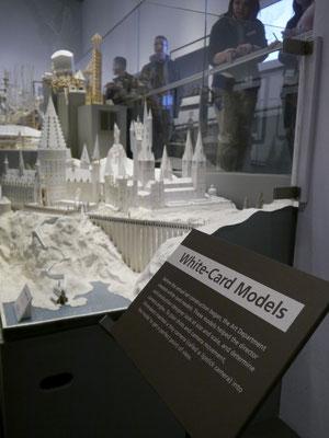 Weiße-Karten-Modelle