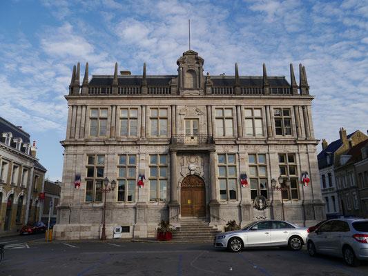 Rathaus von Bergues
