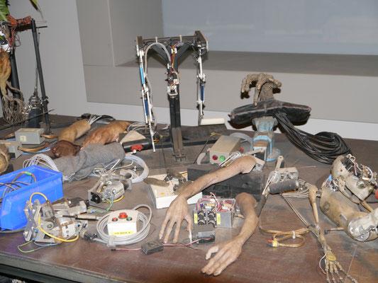 Elektronische und mechanische Meisterleistungen...