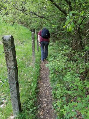 kleinste Wanderwege