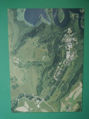 Luftbildaufnahme von Vogelsang IP