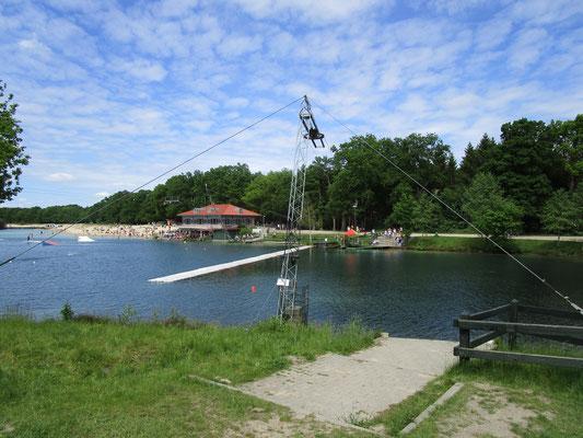 Wasserskianlage